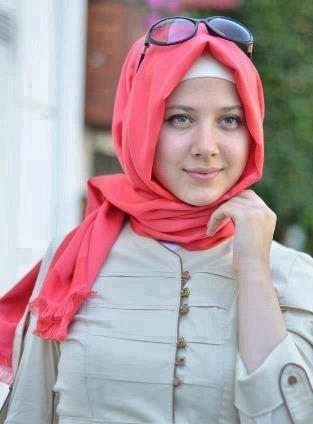 صورة اجمل الحجابات للبنات تاج ملائكي لكل محجبة