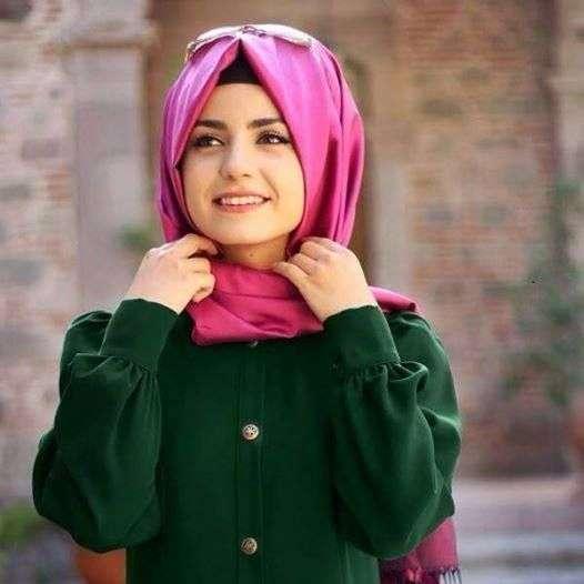 بالصور اجمل الحجابات للبنات تاج ملائكي لكل محجبة 23 3