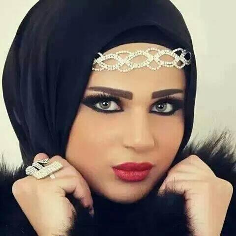 بالصور اجمل الحجابات للبنات تاج ملائكي لكل محجبة 23 6