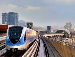 صوره صور مترو دبي , صور مميزه لمترو دبي