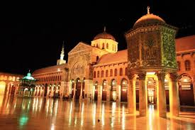 صوره المسجد الاموي سوريا , صور المسجد الاموى