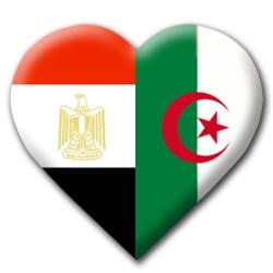 الجزائر vs مصر , اجمل صور ل مصر و الجزائر