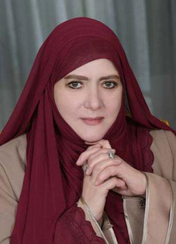صوره صور الفنانات المحجبات , اجدد صور فنانات محجبات