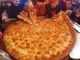 بالصور اكبر بيتزا بالعالم , صور اكبر بيتزا 1081 1