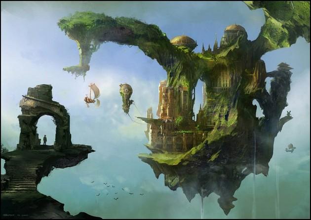 بالصور عالم من الخيال , اجمل واروع الصور الخياليه 1505 8