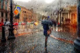 بالصور لوحات فنية رسمها المطر     ,   اجمل الصور لرسمات المطر بقطراته 1527 6