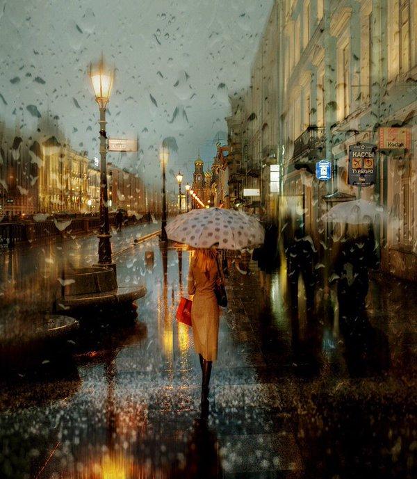 بالصور لوحات فنية رسمها المطر     ,   اجمل الصور لرسمات المطر بقطراته 1527 8