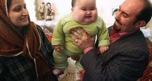 اكبر طفل بالعالم , صور مميزه لاضخم واكبر الاطفال فى العالم