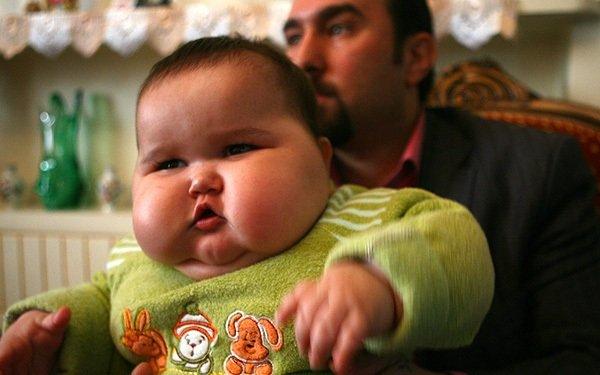 بالصور اكبر طفل بالعالم   ,صور مميزه لاضخم واكبر الاطفال فى العالم 1535 4