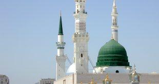 المسجد النبوي الشريف , من الداخل والخارج