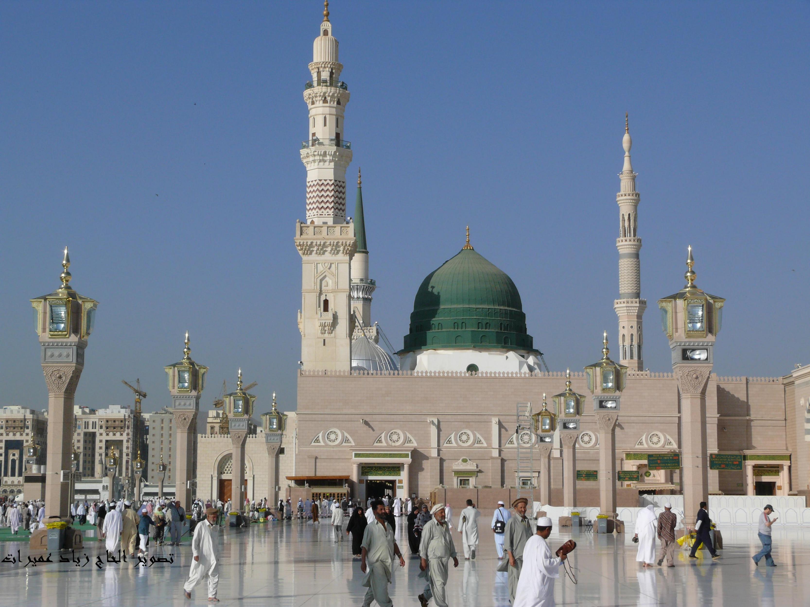 بالصور المسجد النبوي الشريف , من الداخل والخارج 2018 2