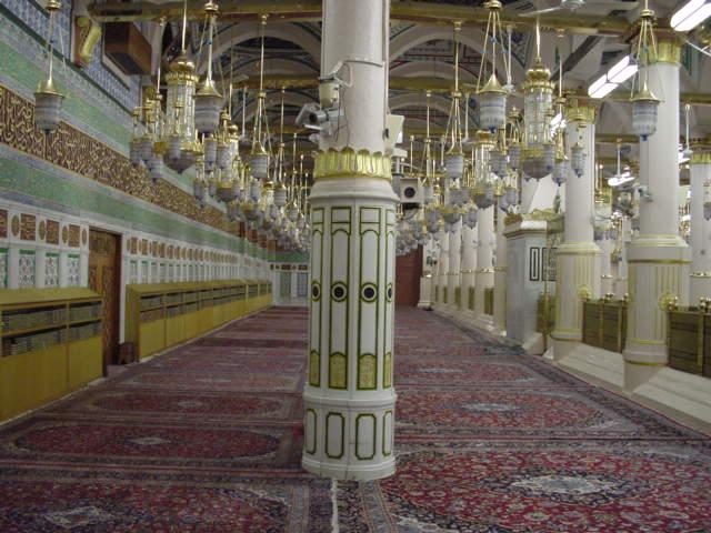 بالصور المسجد النبوي الشريف , من الداخل والخارج 2018 5