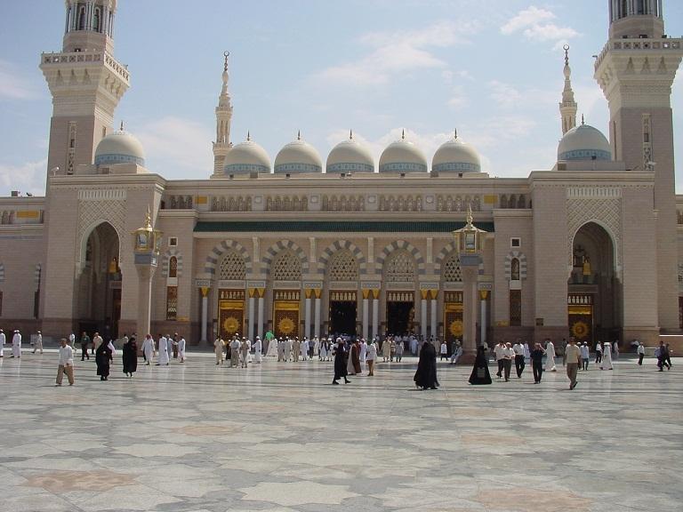 بالصور المسجد النبوي الشريف , من الداخل والخارج 2018 7