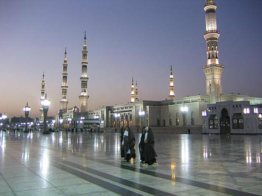 بالصور المسجد النبوي الشريف , من الداخل والخارج 2018 9