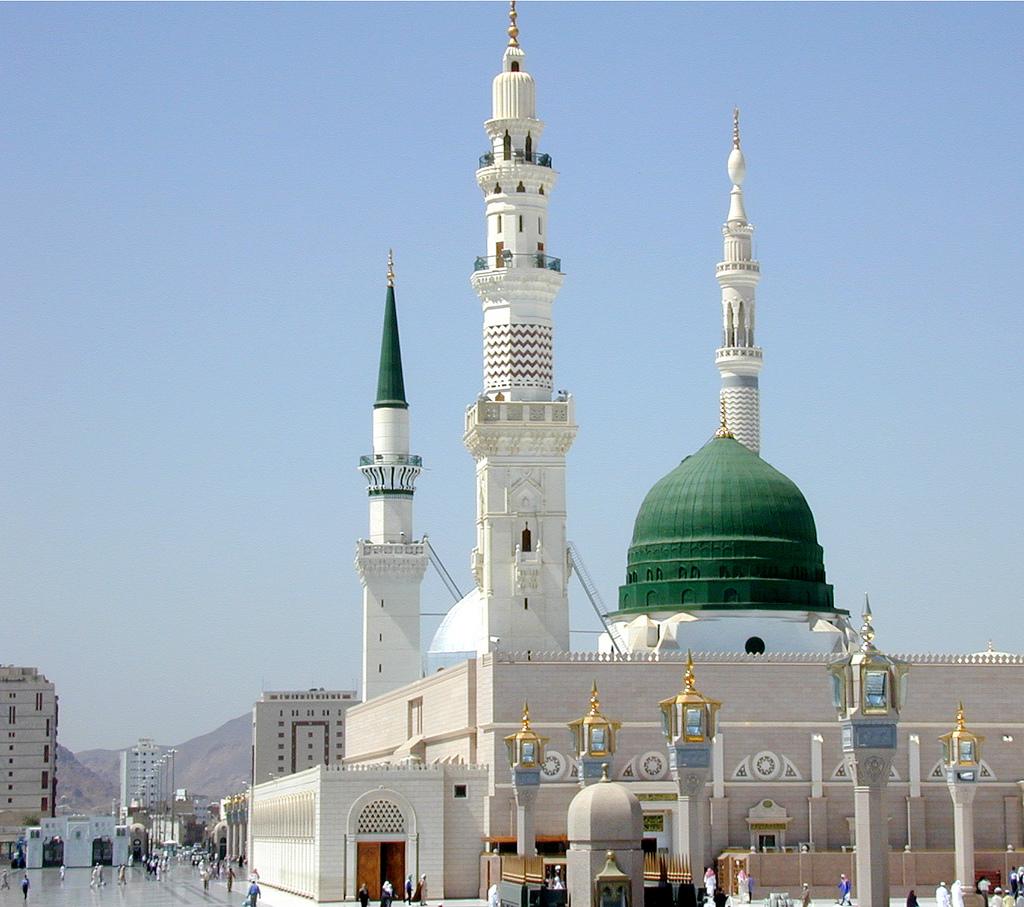 صورة المسجد النبوي الشريف , من الداخل والخارج