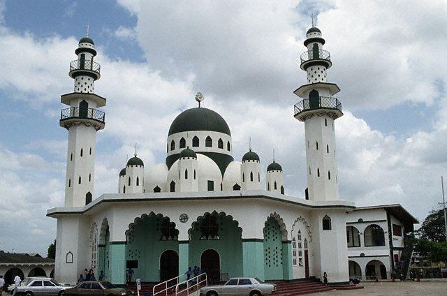 صوره المساجد حول العالم , منارة الاسلام