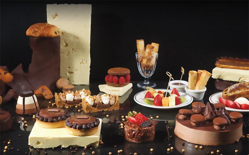 بالصور مطعم شوكولاته في اليابان , للذواقة 2020 5