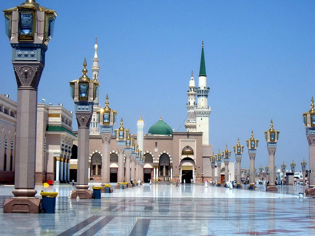 صورة صور للمدينه المنوره , بلد الانصار