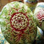 مهرجان البطيخ في ايطاليا , وجنون الفن