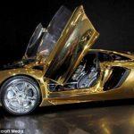 اغلى سيارة في العالم , ثروة تسير على الارض