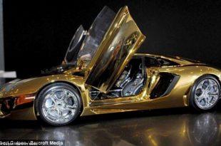 صورة اغلى سيارة في العالم , ثروة تسير على الارض