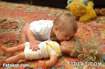 بالصور صور مضحكة عن الاطفال , وفنون البراءة 2046 10