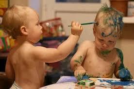 بالصور صور مضحكة عن الاطفال , وفنون البراءة 2046 11