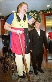 بالصور اطول امراة بالعالم , حسب موسوعة غينيس 2056 7