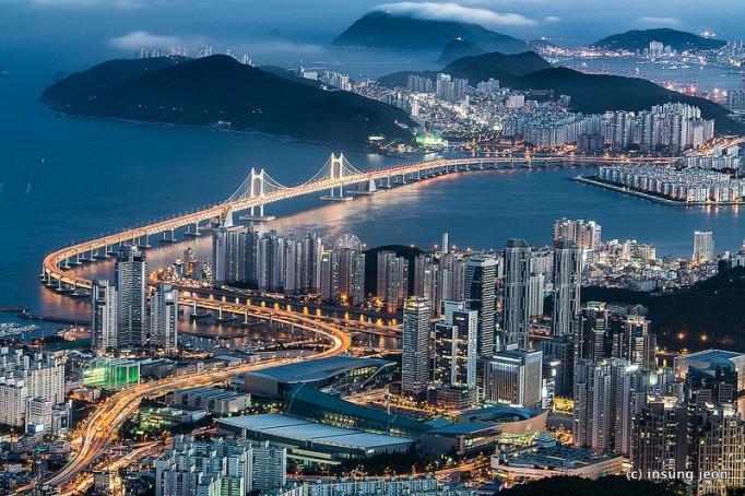 صوره مناظر من كوريا الجنوبيه , عالم السحر والخيال