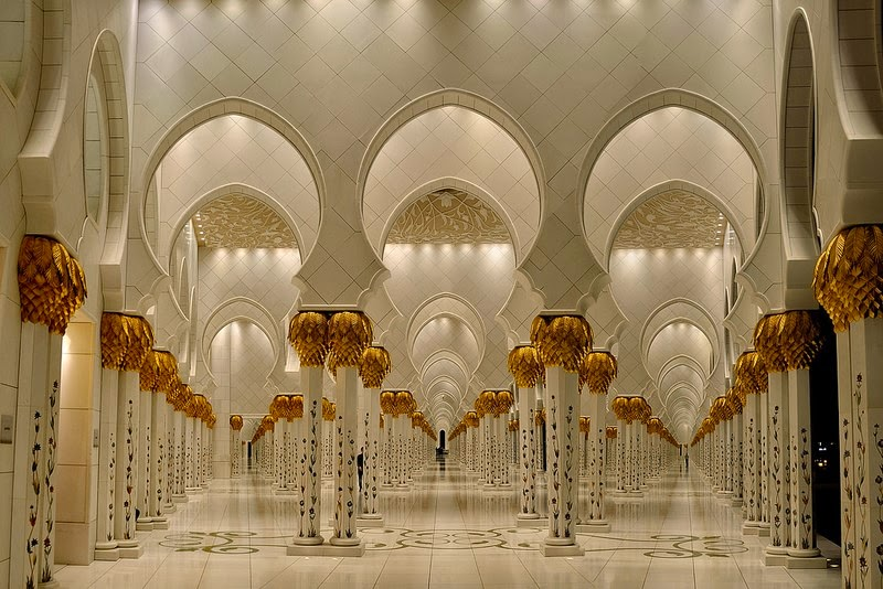 بالصور اجمل المساجد في العالم, مسجد يشهد بالنبوغ الهندسي 2090 16
