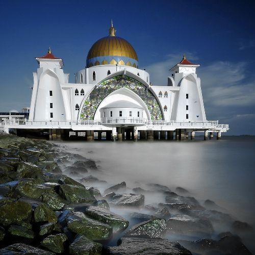 بالصور اجمل المساجد في العالم, مسجد يشهد بالنبوغ الهندسي 2090 20