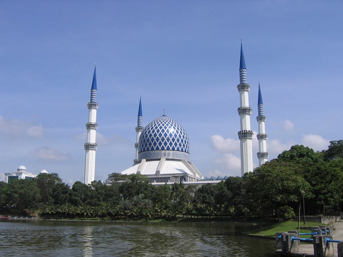 بالصور اجمل المساجد في العالم, مسجد يشهد بالنبوغ الهندسي 2090 21