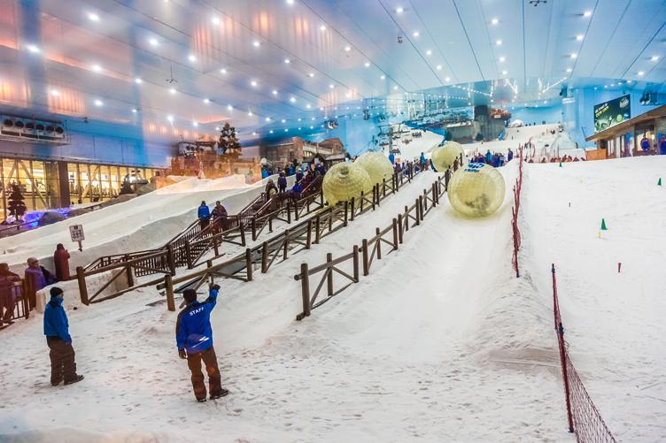 بالصور المدينه الثلجيه في دبي , متعة الاثارة والتشوق 2093 2