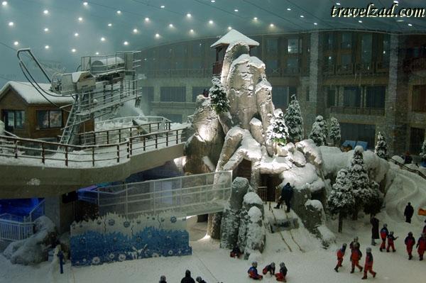 بالصور المدينه الثلجيه في دبي , متعة الاثارة والتشوق 2093 3