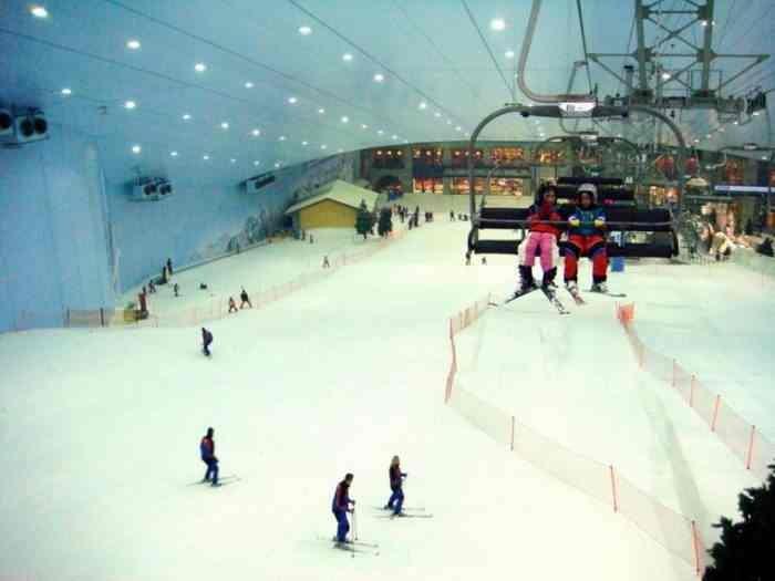 بالصور المدينه الثلجيه في دبي , متعة الاثارة والتشوق 2093 5