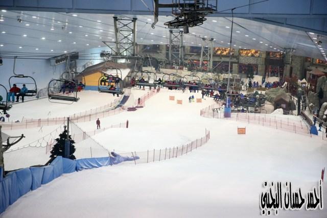 بالصور المدينه الثلجيه في دبي , متعة الاثارة والتشوق 2093 7