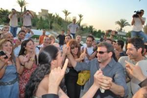 بالصور صور عيد ميلاد بنت غادة عبد الرازق 285 4