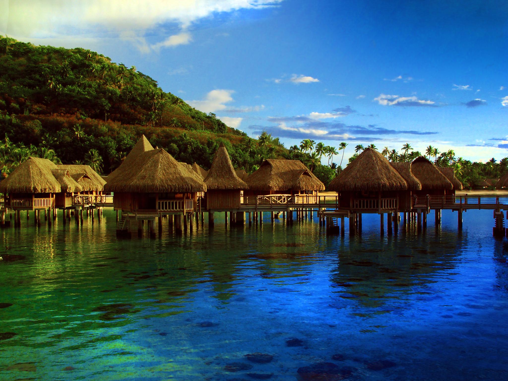 بالصور افضل 10 جزر سياحية في العالم 341 6