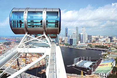صور اجمل الاماكن السياحية في سنغافورة