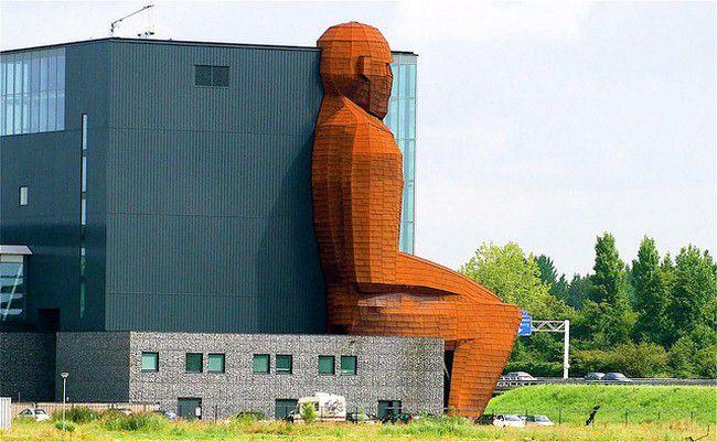 صوره متحف جسم الانسان في هولندا