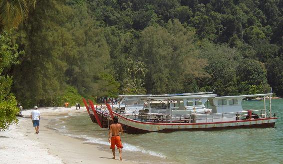 صوره اهم المعالم السياحية في ماليزيا