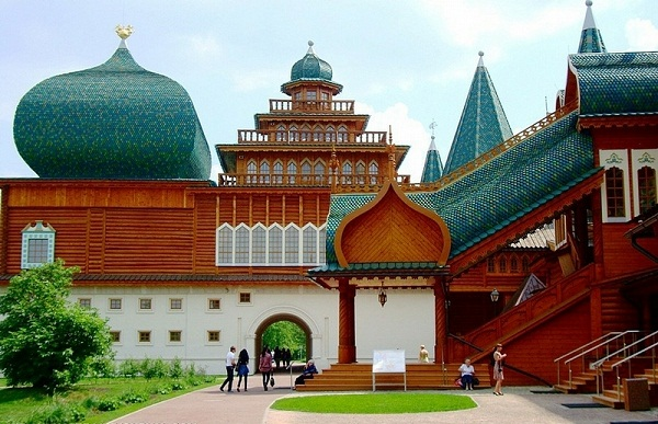 صوره قصر كولومنا ثامن عجائب الدنيا , شاهد عجائب الدنيا الحديثة