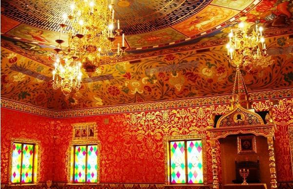 صورة قصر كولومنا ثامن عجائب الدنيا , شاهد عجائب الدنيا الحديثة