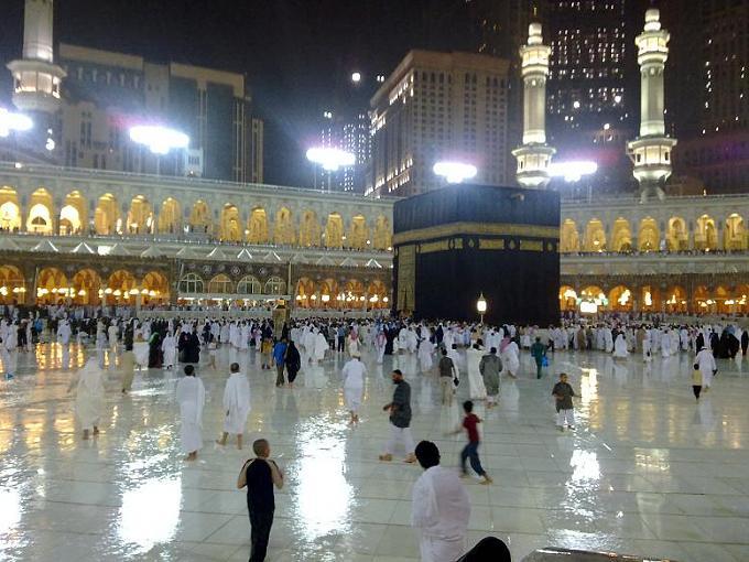 بالصور بث مباشر من المسجد الحرام بمكة المكرمة 434 1