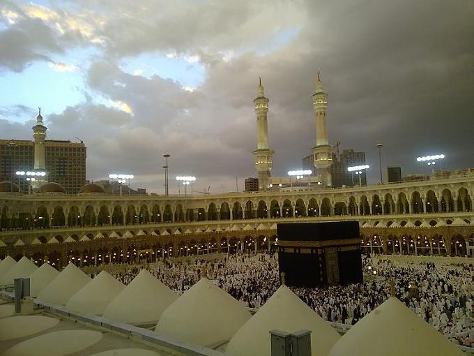 بالصور بث مباشر من المسجد الحرام بمكة المكرمة 434 2