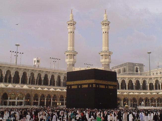 بالصور بث مباشر من المسجد الحرام بمكة المكرمة 434 3