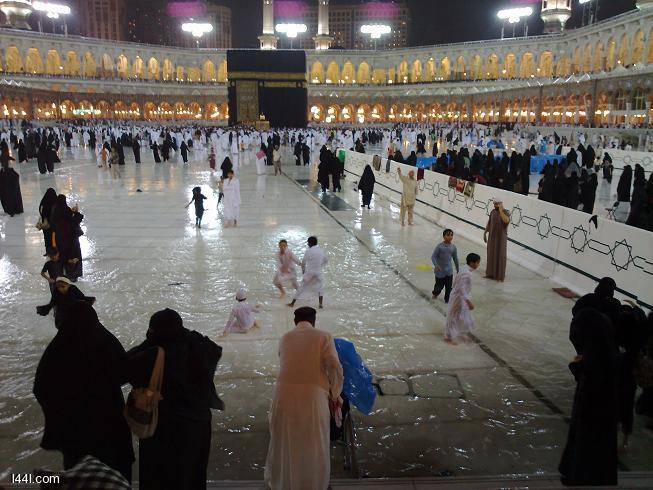 بالصور بث مباشر من المسجد الحرام بمكة المكرمة 434 4
