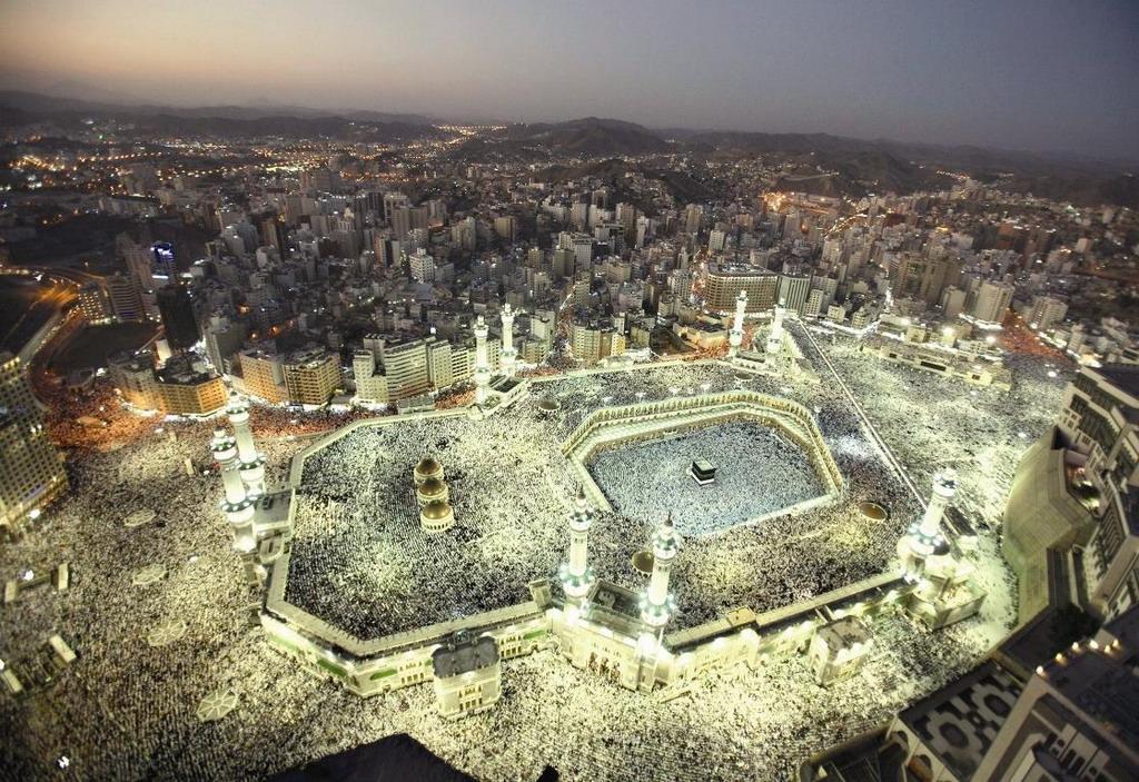 بالصور بث مباشر من المسجد الحرام بمكة المكرمة 434 5