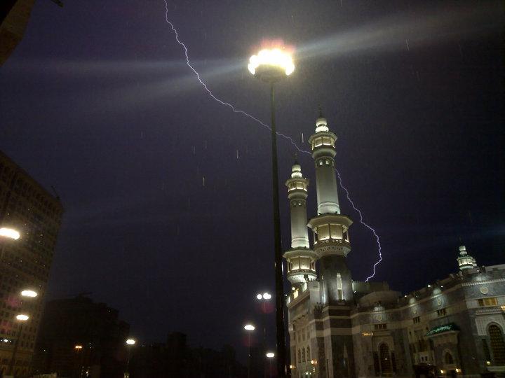 بالصور بث مباشر من المسجد الحرام بمكة المكرمة 434 6