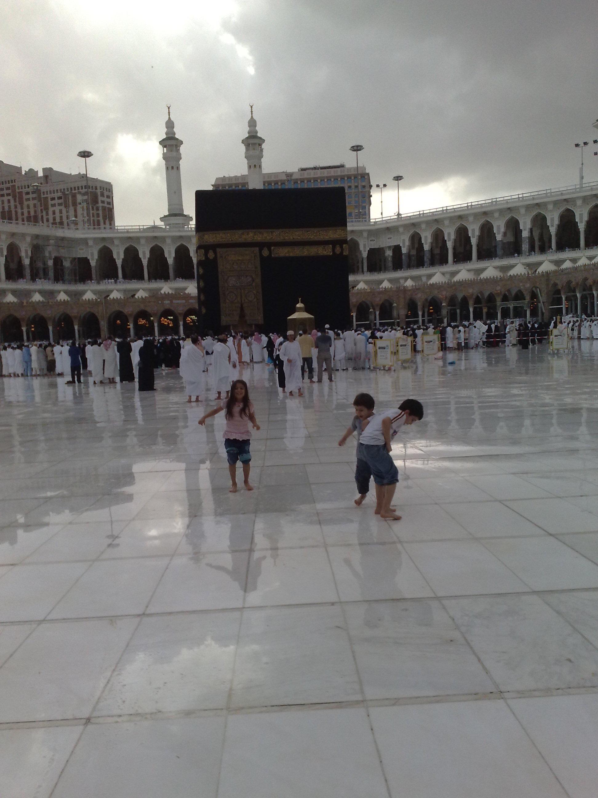 بالصور بث مباشر من المسجد الحرام بمكة المكرمة 434 7
